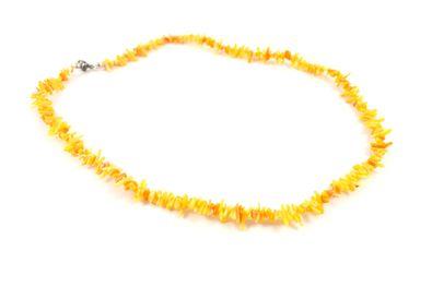 Koral oranžový Náhrdelník