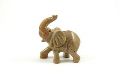 Slon soška